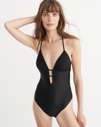 ANF Strappy Front One Piece