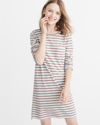 ANF Knit Shift Dress