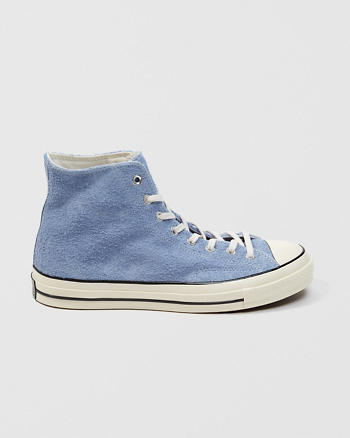 ANF Converse Chuck Taylor Suede High Top Sneakers