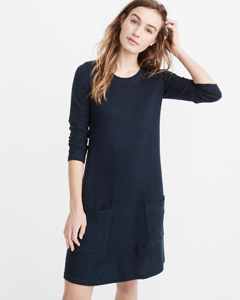 ANF Cozy Swing Dress