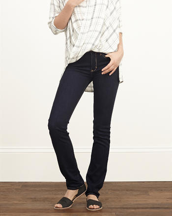 ANF A&F Sloan Skinny Jeans
