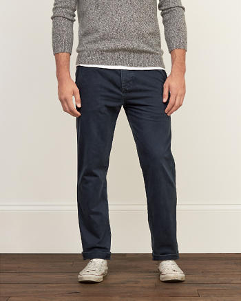 ANF A&F Classic Chinos