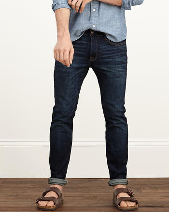 ANF Super Skinny Everyday Stretch Jeans