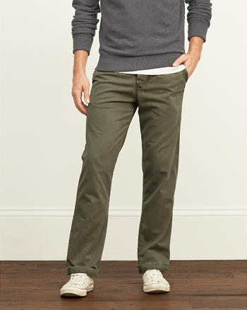 ANF Classic Chinos