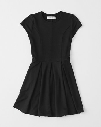 kids party skater dress