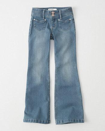 kids Flare Jeans