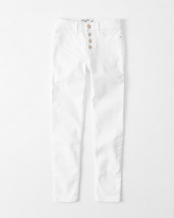 kids High-Rise Jean Leggings