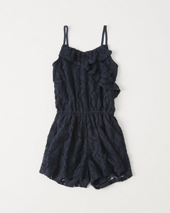 kids Lace Romper
