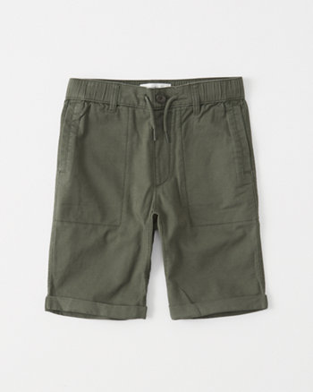 kids Pull-On Beach Shorts