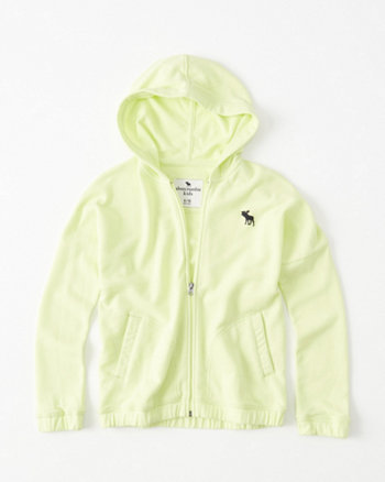 kids Icon Terry Full-Zip Hoodie