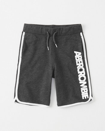 kids summer fleece shorts