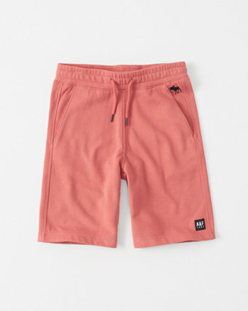 kids Icon Fleece Shorts