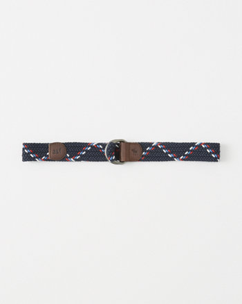kids woven belt