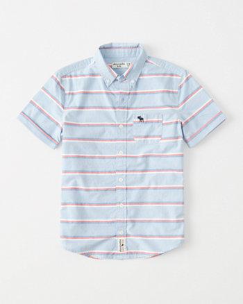 kids Americana Poplin Shirt