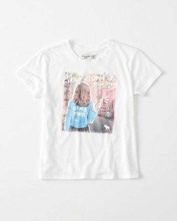 kids Emoji Shine Graphic Tee
