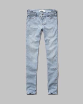 kids a&f jean leggings