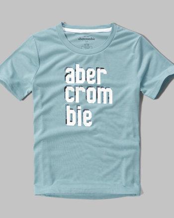 kids a&f sleep shirt