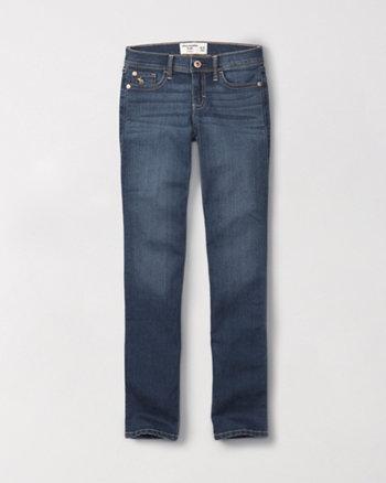 kids straight jeans