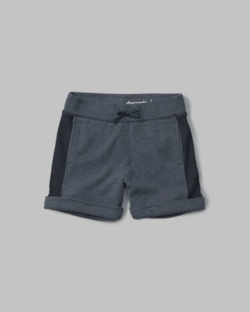 kids fleece boyshorts